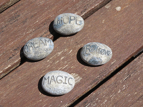 Miniature Fairy Stepping Stones