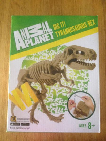 Animal Planet Dig It Tyrannosaurs Rex