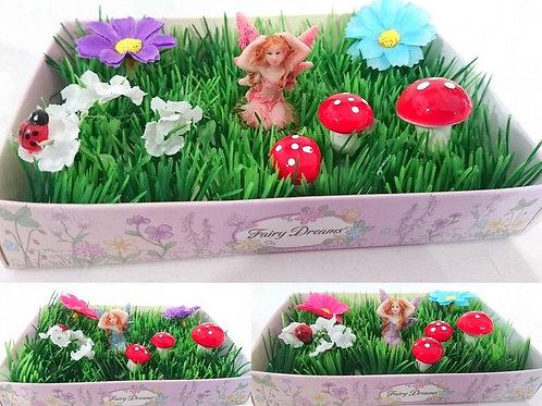 Mini Fairy Grass - 15x10cm