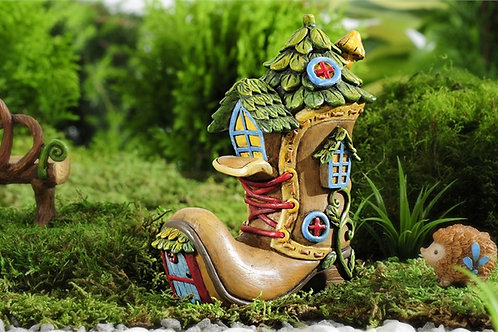 Mini World Enchanted Forest Boot House