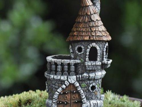 Fiddlehead Micro Fairy Castle House