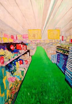 Affären / Shoppingmall