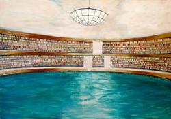 Biblioteket / The library