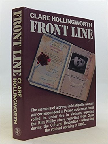 Front Line by Clare Hollingworth
