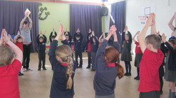 We've worked with year 3 and year 5