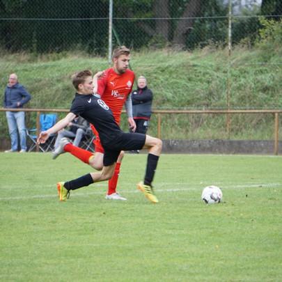 Fußballer überzeugen beim ersten Sieg in der Kreisliga.