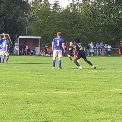 Unsere 1. Herren-Fußballer zeigen tollen Offensiv-Fußball.