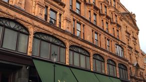 Tiendas Harrods y Selfridge en Londres