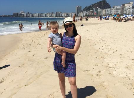 Una Semana en Brasil: Rio de Janeiro y Buzios con bebe de 1 año (parte 2)