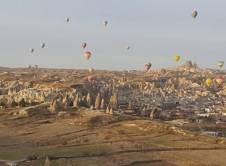 Descubriendo Capadocia, en Turquia