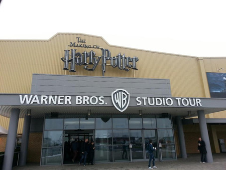 Harry Potter Warner Bros Studios de Londres