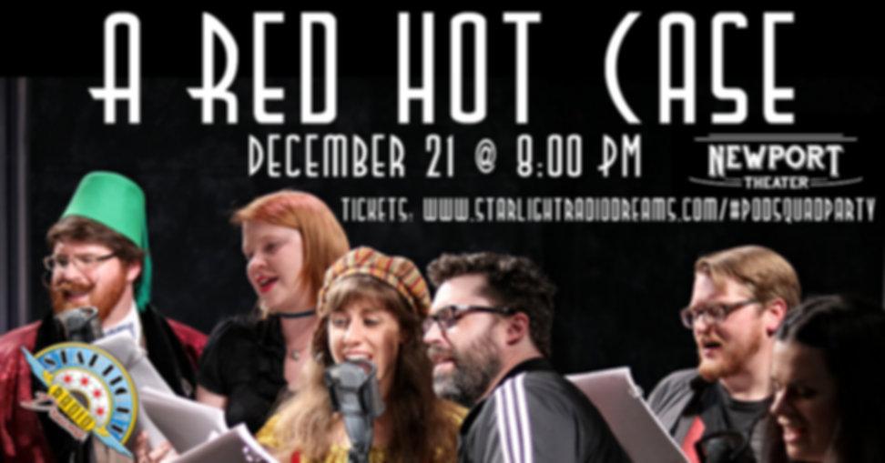 A Red Hot Case