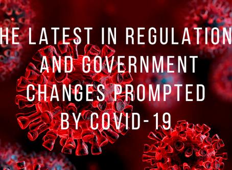 First Coronavirus Response Act (H.R 6207).