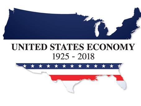 United States Economy 1925-2018  Andex Chart