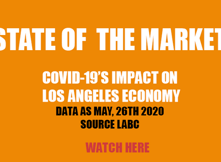 State of the Market: Los Angeles County with Emphasis on the City of Los Angeles
