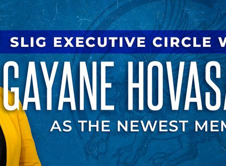 Meets Gayane Hovasapyan