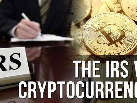 The IRS vs Cryptocurrency