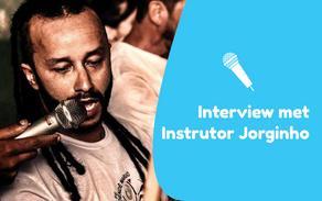 Interview met Instrutor Jorginho van Dendê Maruô