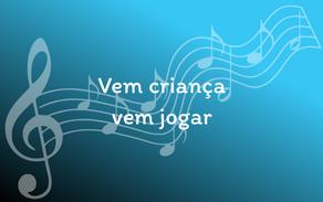 Lyrics - Vem criança vem jogar