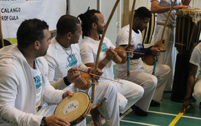 Capoeira instrumenten