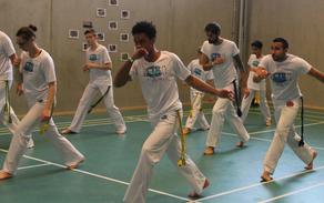 Is capoeira een dans?