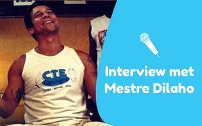 Interview met Mestre Dilaho