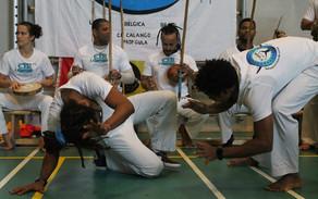 In welke taal is capoeira?