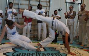 "De ""goal"" van de capoeira"