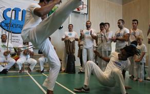 Is capoeira een vechtsport?