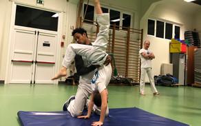 Nieuwe sport in Rotselaar: capoeira