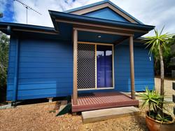 Cabin 1 exterior