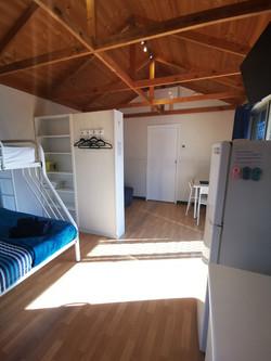 Cabin 1 interior