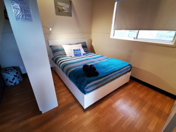Cabin 2 double bed