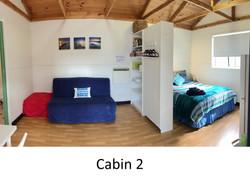 Cabin 2 panoramic