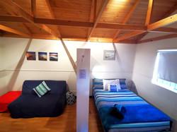 Cabin 2 interior