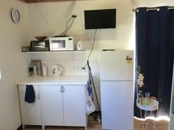 Cabin 2 kitchenette