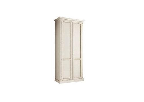 "Шкаф 2х створчатый спальня ""Венеция"" белая"