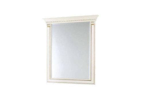 Классическое зеркало мебель Венеция белая Venezia