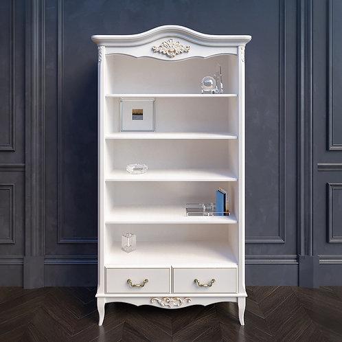 Стеллаж широкий, коллекция Белверум Belveroom мебель