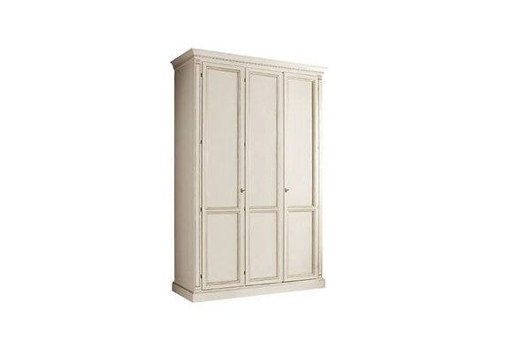 "Шкаф 3х створчатый белый ""Венеция"" Venezia bianco"