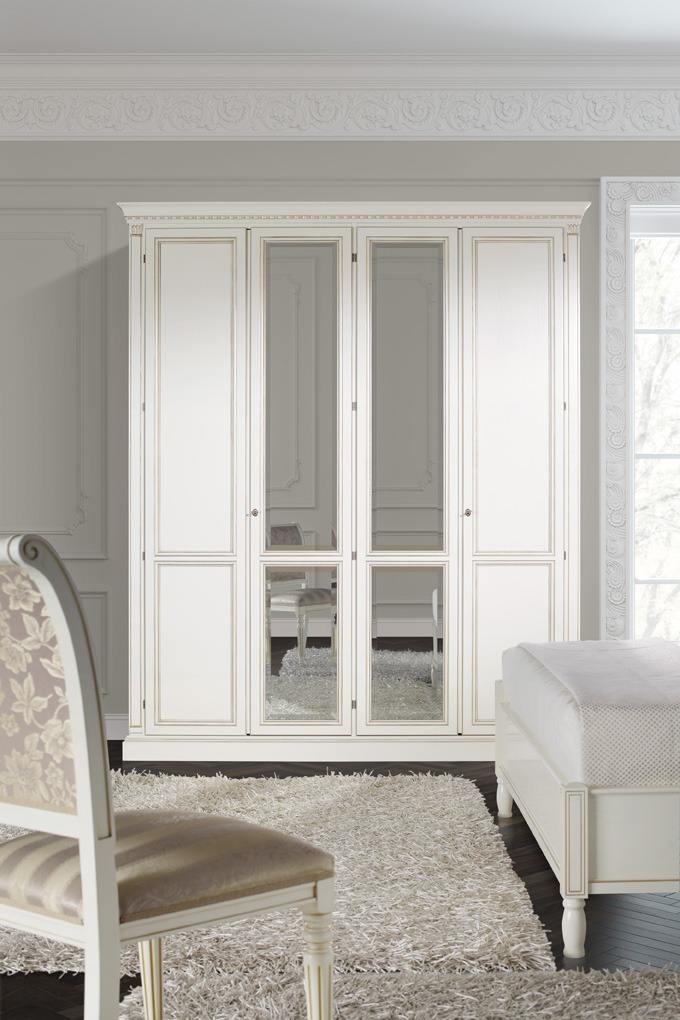 Спальня Венеция белая(1)