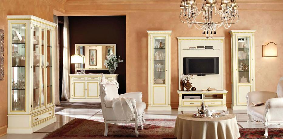 Гостиная мебель Венеция
