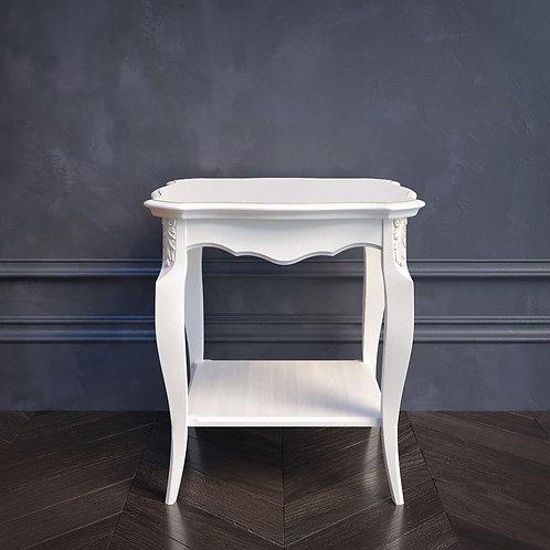 Столик кофейный квадратный, коллекция Белверум Belveroom