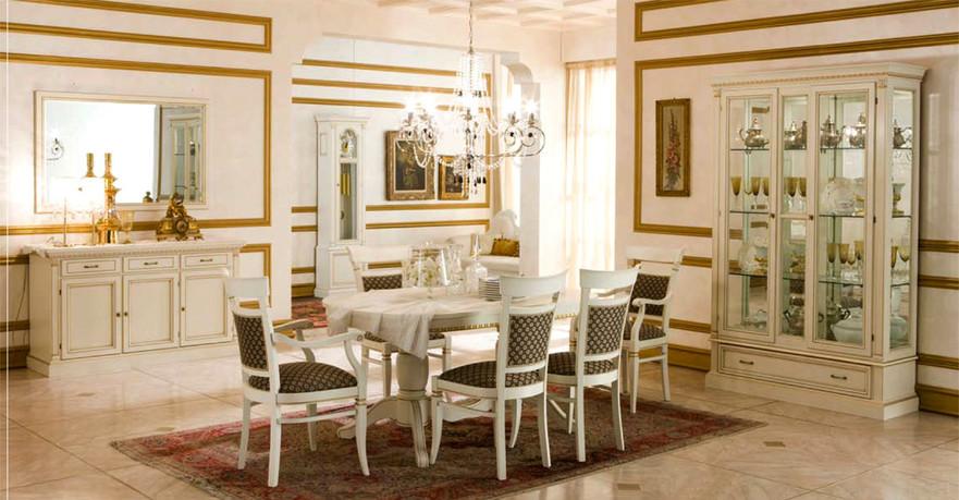 Столовая мебель Венеция