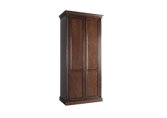Шкаф 2х створчатый Венеция вишня спальня