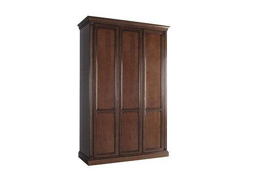 Шкаф 3х створчатый Венеция вишня спальня