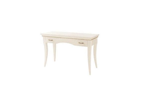 Классическая консоль мебель Венеция белая Venezia