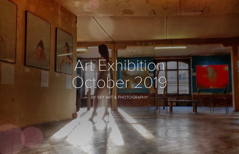 Art Exhibition October 2019