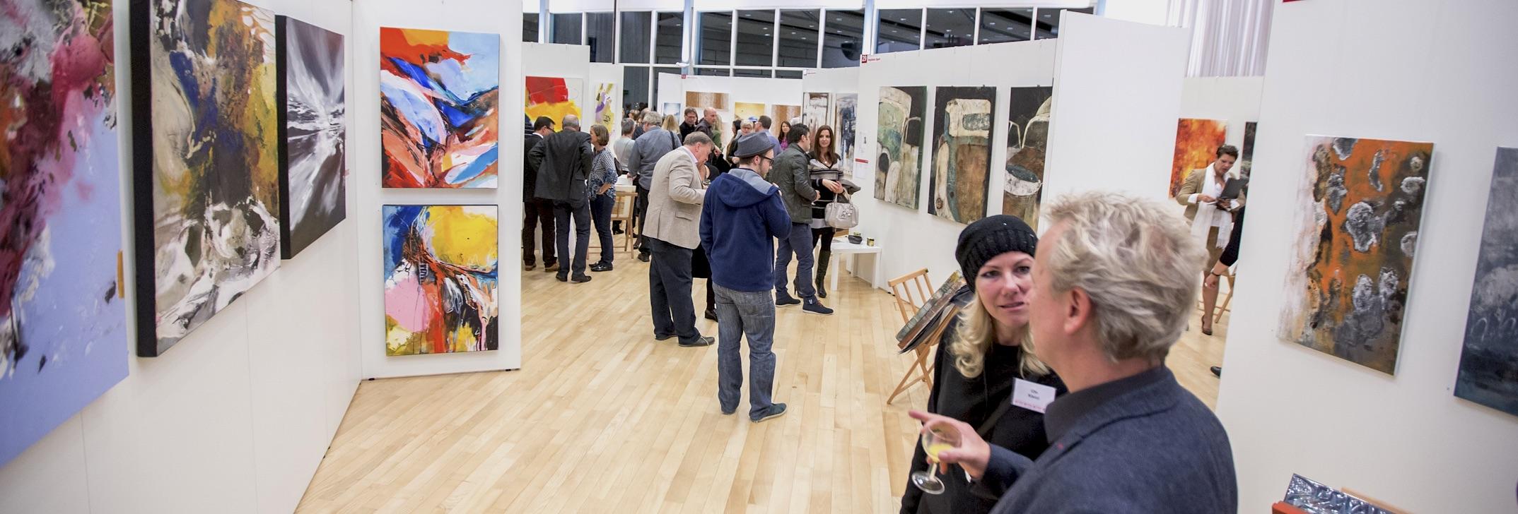 Exhibition Arte Binningen