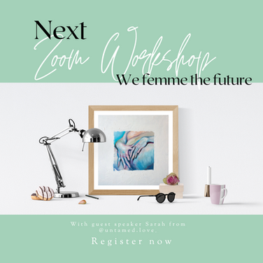 Zoom Workshop January 2021